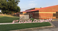 8th Grade Drop Off